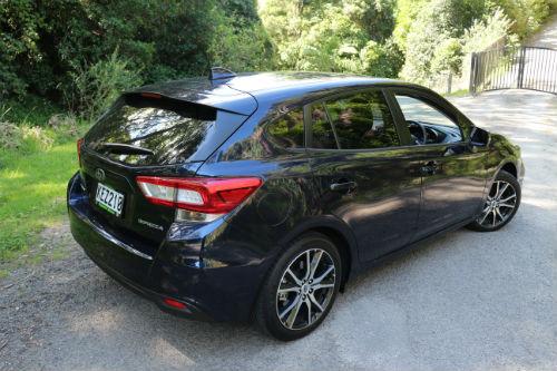 Subaru Impreza: King of the sub-$30k club - Motoring Network