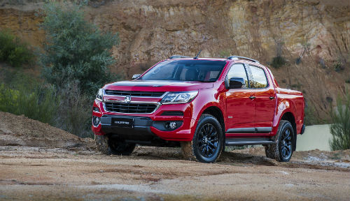 Colorado update details revealed - Motoring Network, New Zealand's latest in Kiwi-centric ...
